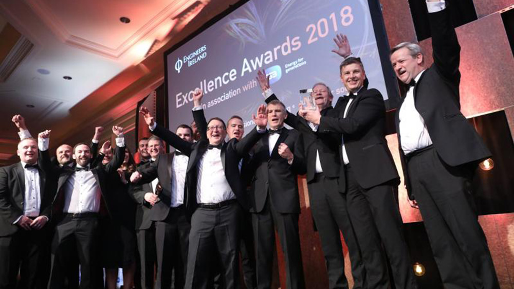 EI Excellence Awards 2018